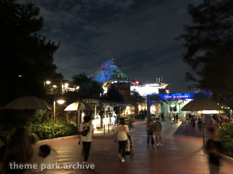 Lost River Delta at Tokyo DisneySea