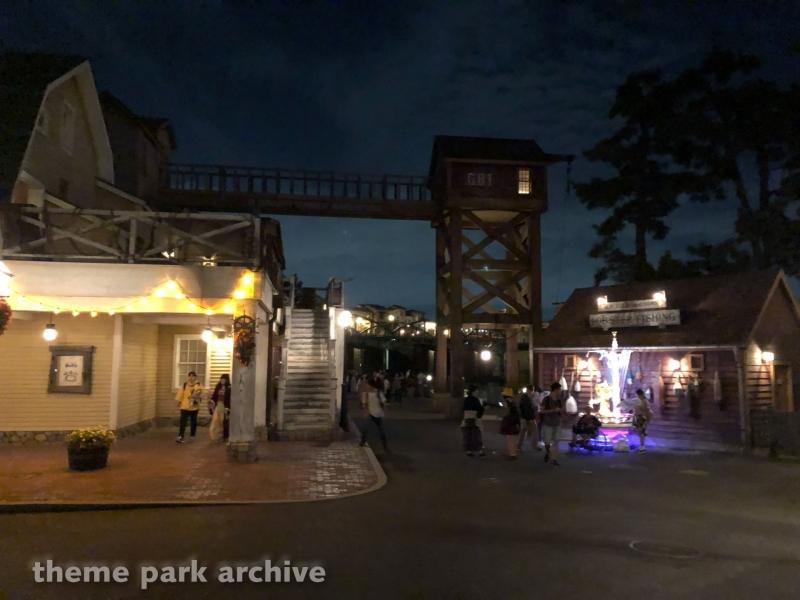 American Waterfront at Tokyo DisneySea