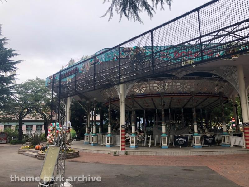 Carousel El Dorado at Toshimaen