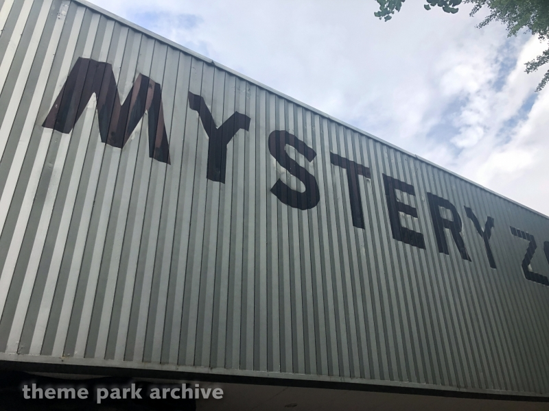 Mystery Zone at Toshimaen
