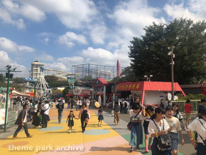 Flag Street at Yomiuri Land