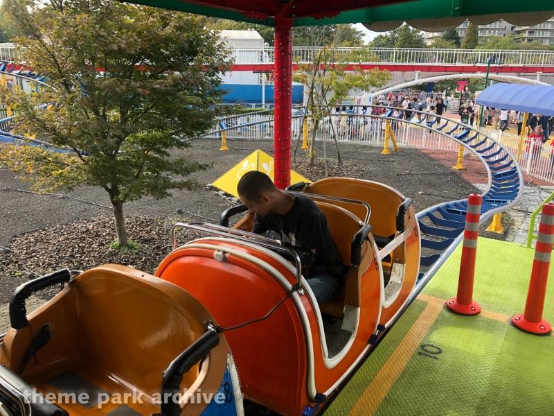 Wan Wan Coaster Wandit at Yomiuri Land