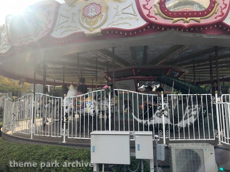 Carousel Dog at Yomiuri Land