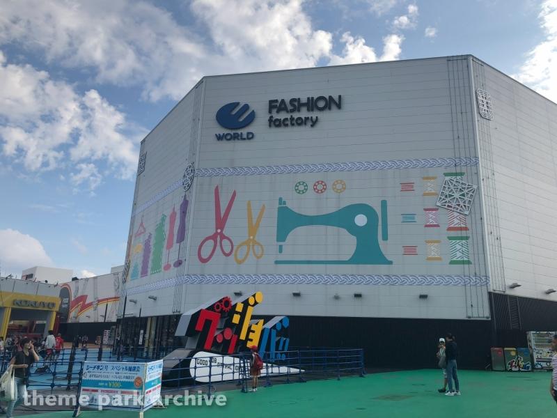 Fashion Factory at Yomiuri Land