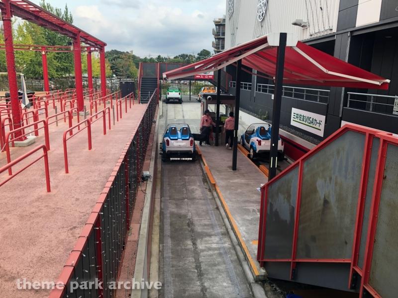 Ev Grand Prix at Yomiuri Land