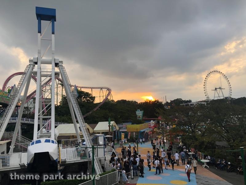 Looping Starship at Yomiuri Land