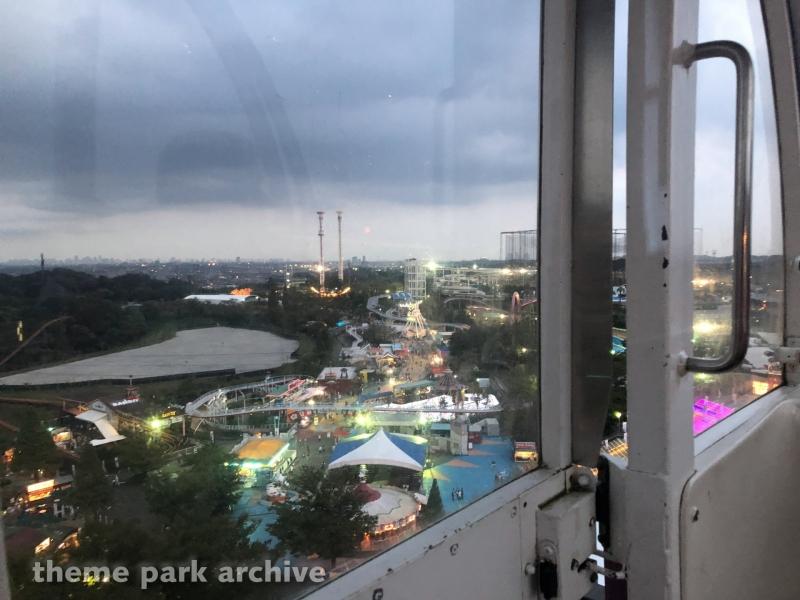 Giant Ferris Wheel at Yomiuri Land