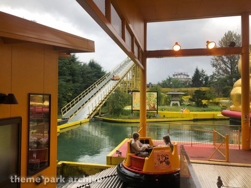 Nagashimasuka at Fuji Q Highland