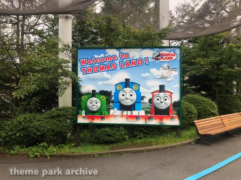 Thomas Land at Fuji Q Highland