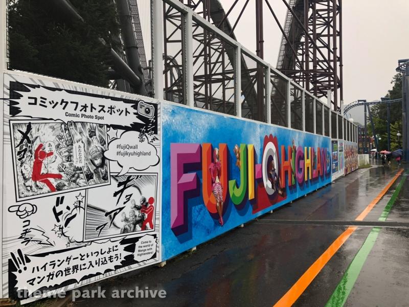 Cool Jappaan at Fuji Q Highland