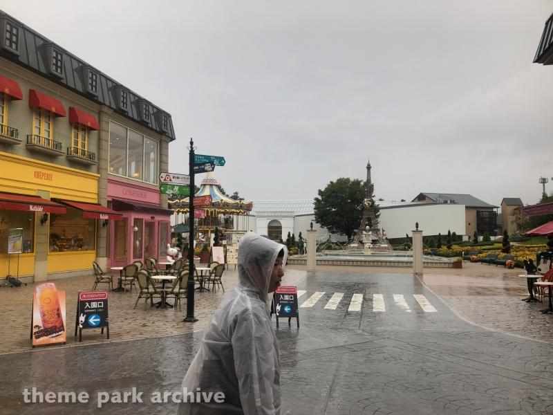 La Ville de Gaspard et Lisa at Fuji Q Highland