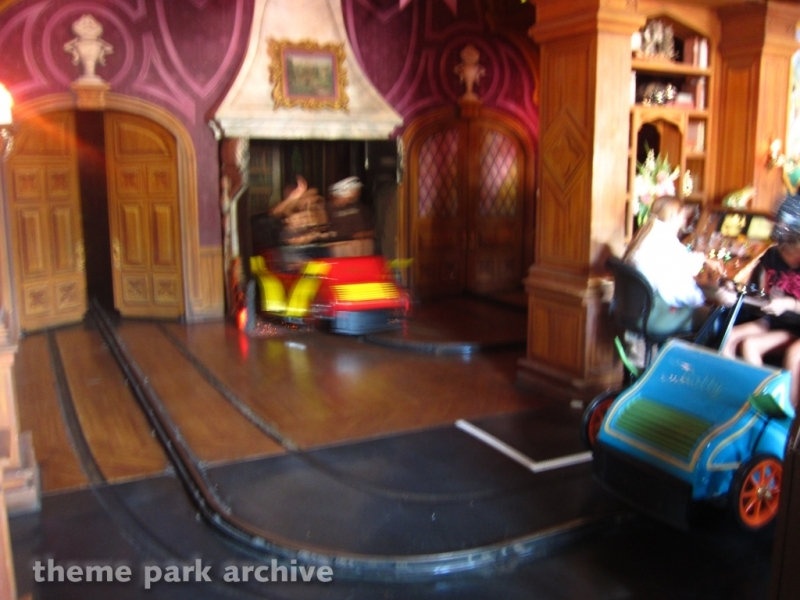 Mr. Toad's Wild Ride at Disneyland