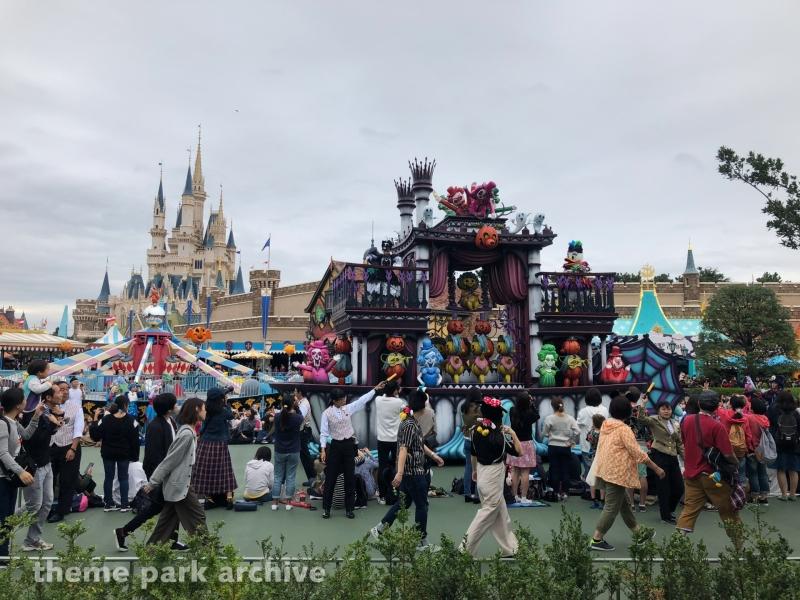 Fantasyland at Tokyo Disneyland