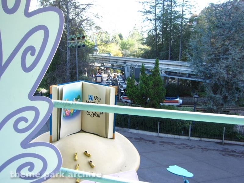 Matterhorn Bobsleds at Disneyland