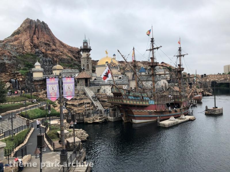Fortress Explorations at Tokyo DisneySea