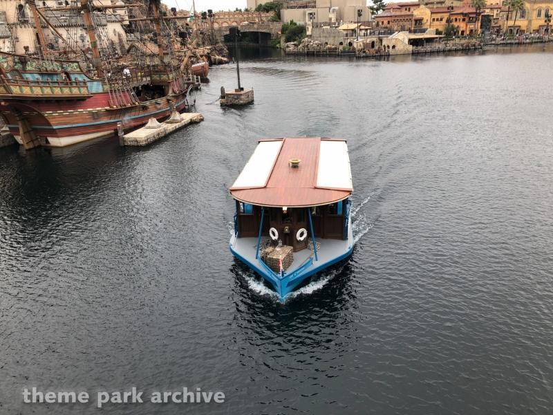 Mediterranean Harbor at Tokyo DisneySea