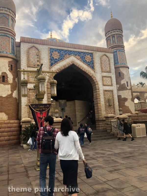 Arabian Coast at Tokyo DisneySea