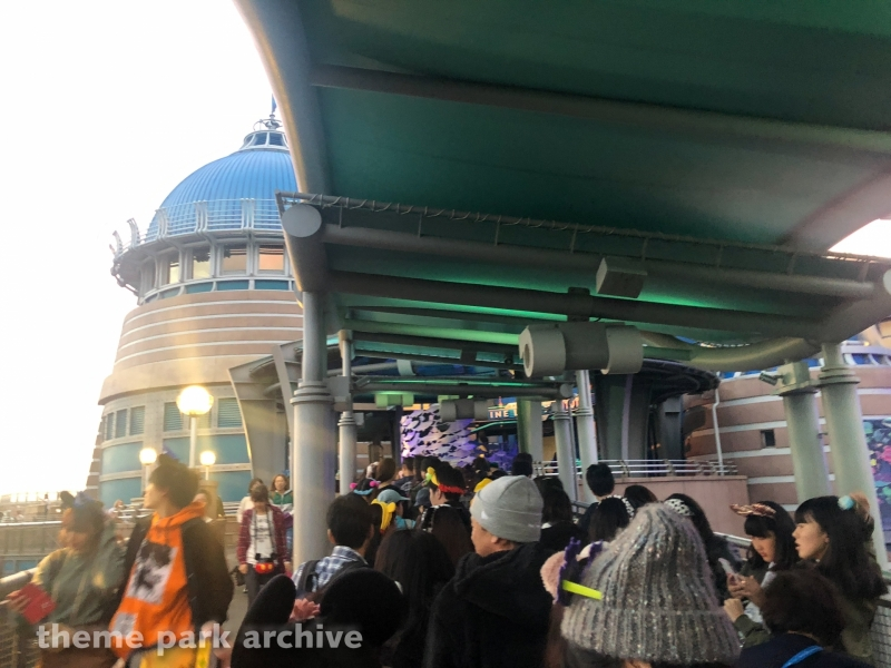 Nemo and Friends SeaRider at Tokyo DisneySea