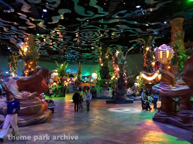 Mermaid Lagoon at Tokyo DisneySea