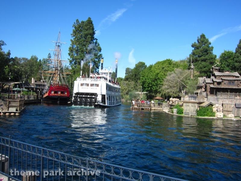 Sailing Ship Columbia at Disneyland