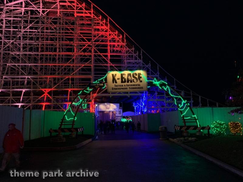 X Base at Kings Island