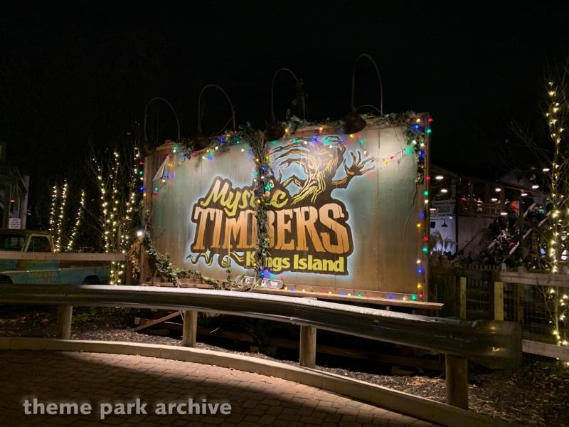 Mystic Timbers at Kings Island
