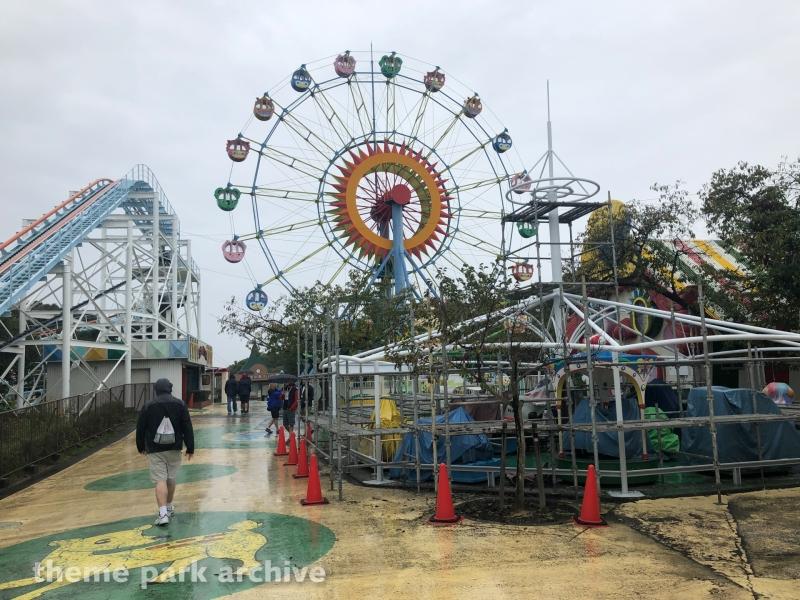 Ferris Wheel at Higashiyama Zoo and Botanical Gardens