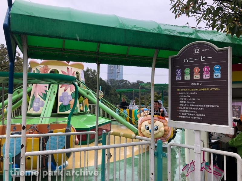 Honey Bee at Higashiyama Zoo and Botanical Gardens