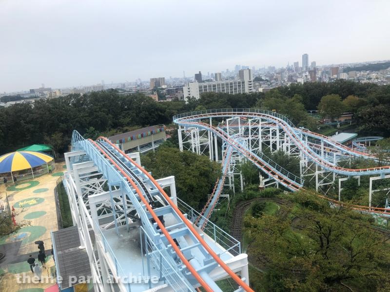 Roller Coaster at Higashiyama Zoo and Botanical Gardens