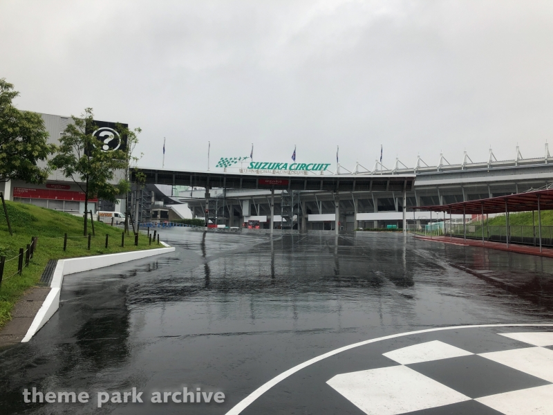Suzuka Circuit at Suzuka Circuit Motopia