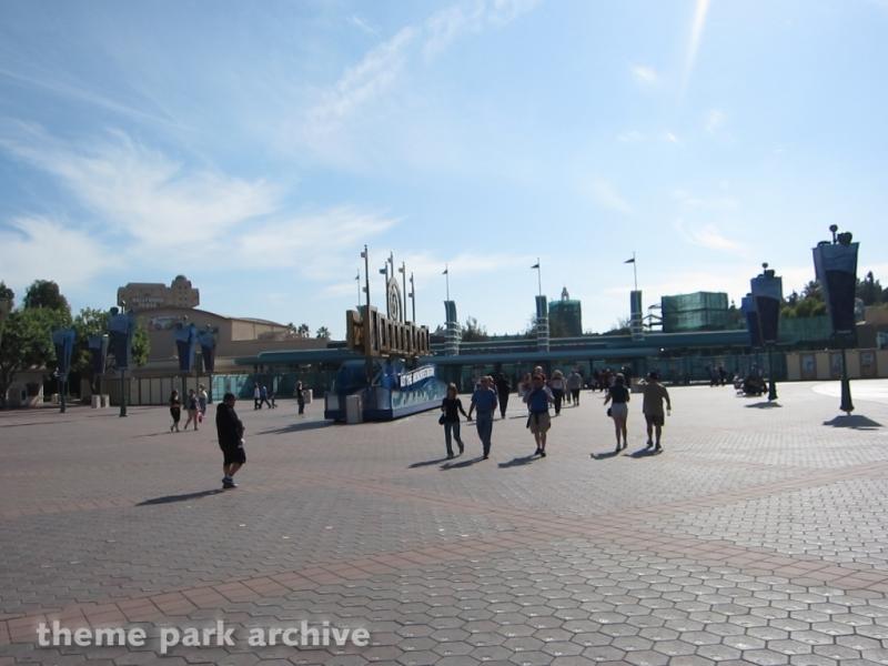 Esplanade at Downtown Disney Anaheim