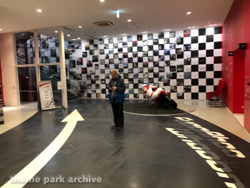 Racing Theater at Suzuka Circuit Motopia