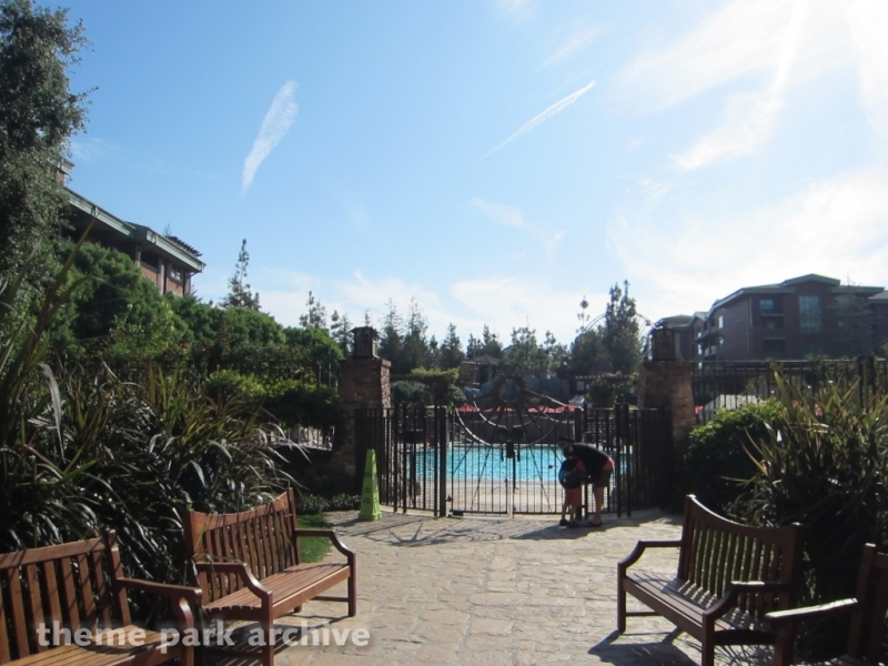 Grand Californian Hotel at Downtown Disney Anaheim