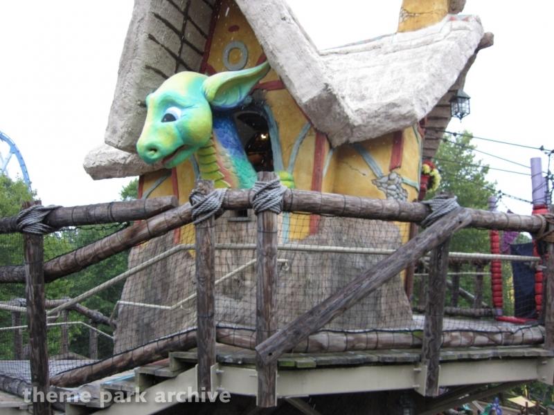 Land of the Dragons at Busch Gardens Williamsburg