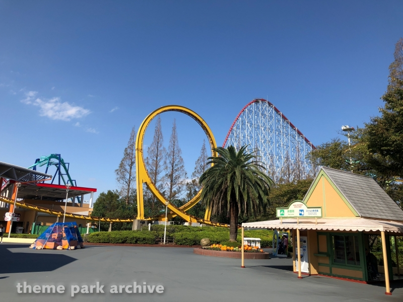 Shuttle Loop at Nagashima Resort