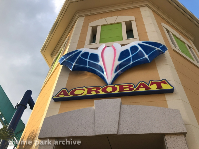 Acrobat at Nagashima Resort