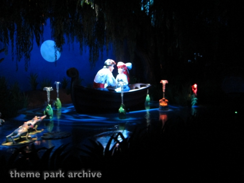 The Little Mermaid: Ariel's Undersea Adventure at Disney California Adventure