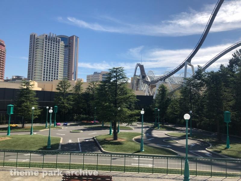 Sesame's Big Drive at Universal Studios Japan