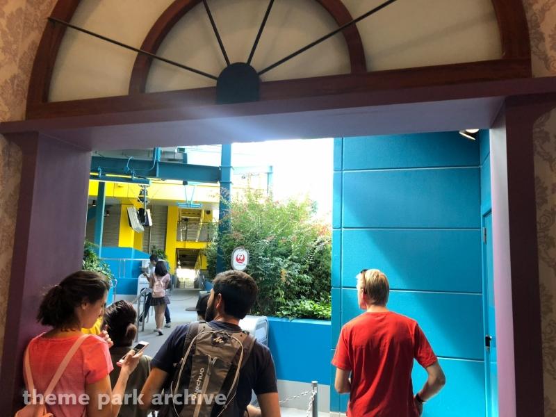 Despicable Me Minion Mayhem at Universal Studios Japan