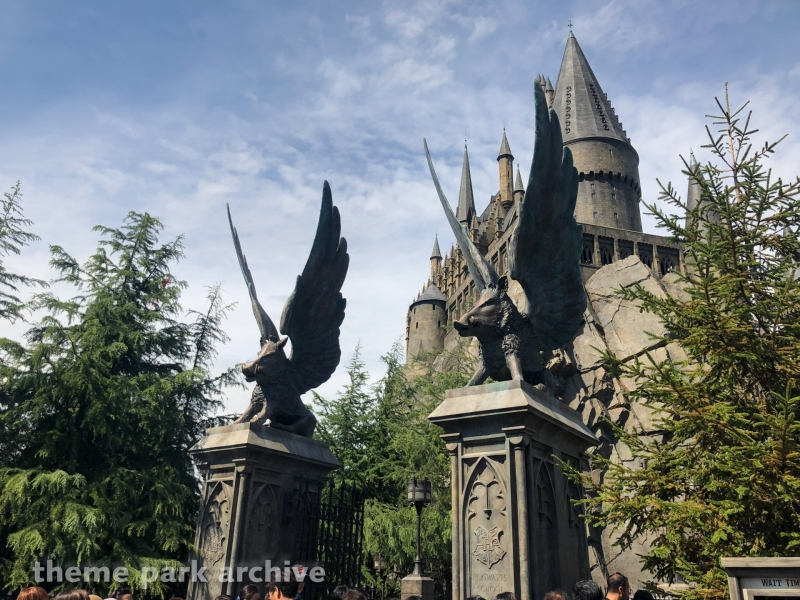 Harry Potter and the Forbidden Journey at Universal Studios Japan