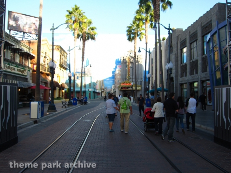 Hollywood Land at Disney California Adventure