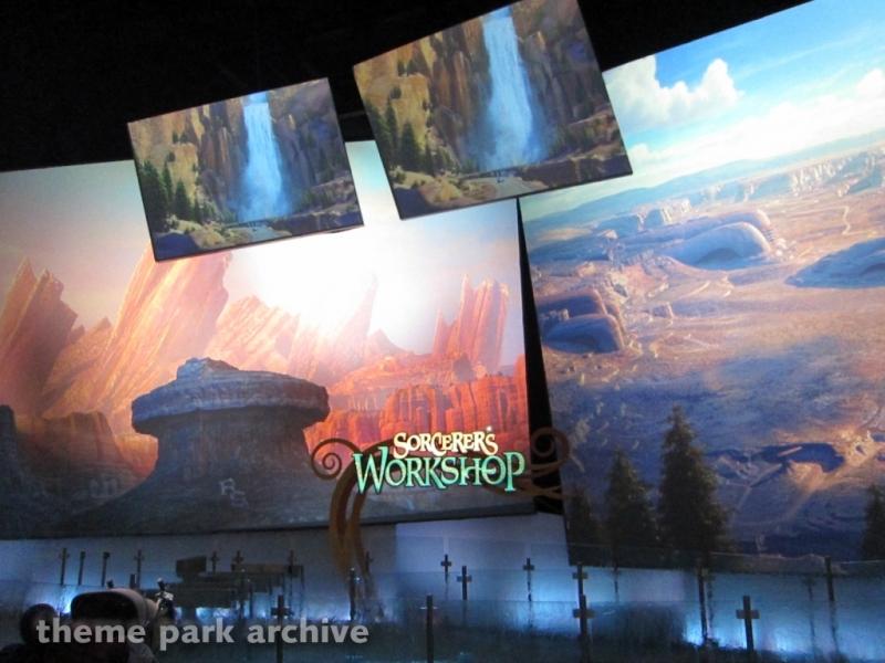 Animation Academy at Disney California Adventure