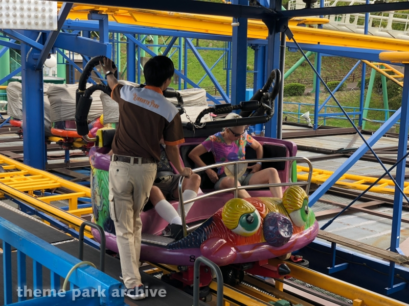 Crazy Mouse at Hirakata Park