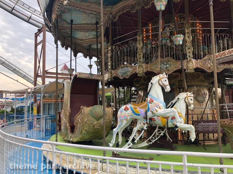 Merry go round at Hirakata Park