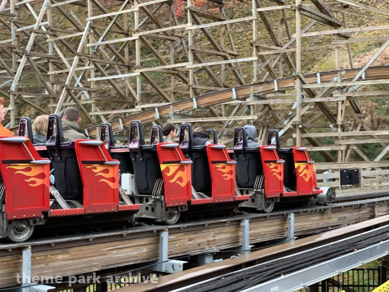 Lightning Rod at Dollywood