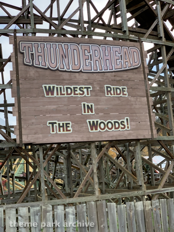 Thunderhead at Dollywood