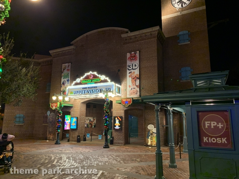 Muppet Vision 3D at Disney's Hollywood Studios