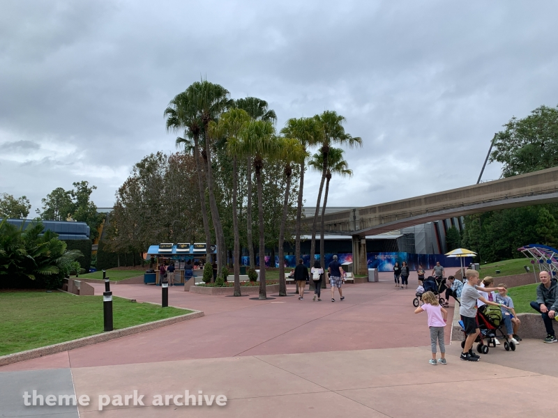 Guardians of the Galaxy: Cosmic Rewind at EPCOT