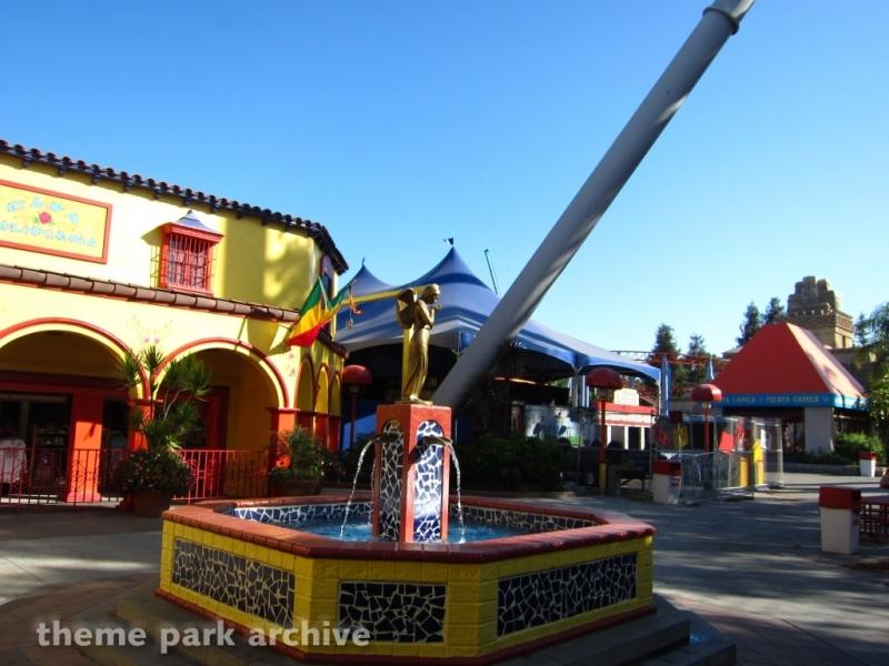 Fiesta Village at Knott's Berry Farm