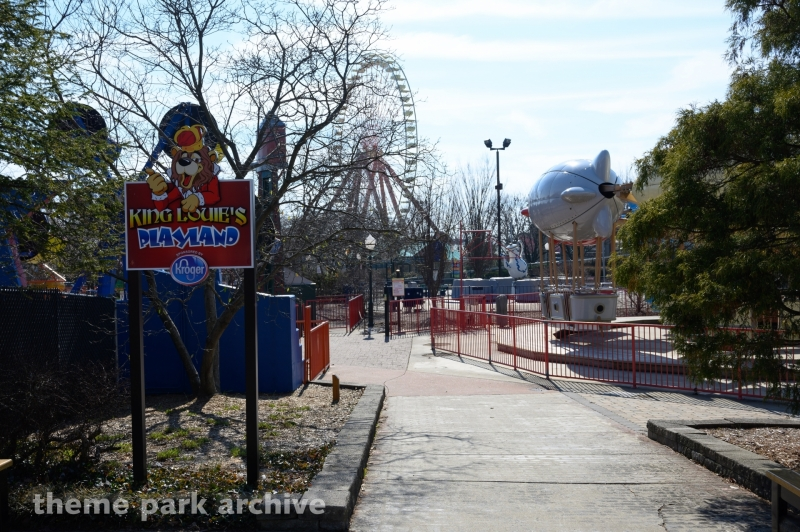 King Louie's Playland at Kentucky Kingdom
